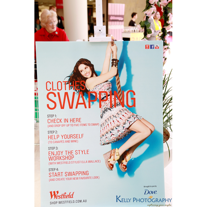 Westfield VIP Fashion Clothes Swapping Event 01-event photography (1)