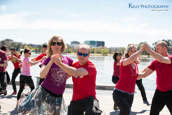 Zouk Flash Mob - Canberra Event Photography (14)